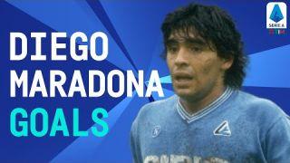 #CiaoDiego - Diego Maradona's Top Goals | Serie A TIM